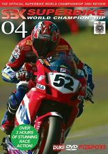 Superbike World Championship - Official review 2004 (New DVD) SBK Motorcycle