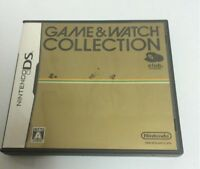 Club Nintendo Limited DS Game & Watch Collection 1 NDS Japan F/S