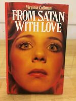 FROM SATAN, WITH LOVE by Virginia Coffman Lucifer Cove Book 6 - Hardback 1983