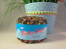 Bella Soft Ladder Yarn Ribbon Trellis MEGA Discontinued Yarn 1 Ball
