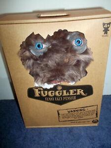 "FUGGLER, FUNNY UGLY MONSTER - GNAWING TERROR - LARGE, 9"" - NEW & SEALED"