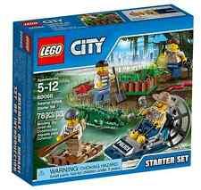 LEGO® City 60066 Sumpfpolizei Starter-Set NEU _Swamp Police Starter Set NEW