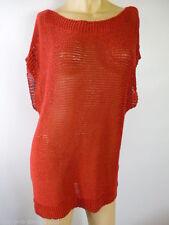 Medium Marks and Spencer Short Sleeve Acrylic Women's Jumpers & Cardigans