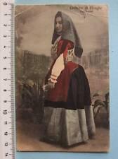 cartolina Sardegna - Ploaghe costume tipico - SS CC867