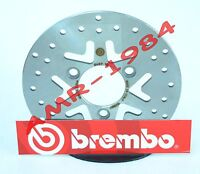 DISCO FRENO DELANTERO BREMBO KYMKO AGILIDAD RS 50 125 DE 2009 68B40718 SERIE ORO