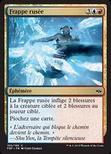 MTG Magic FRF - (4x) Cunning Strike/Frappe rusée, French/VF
