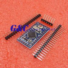2Pcs Pro Mini Atmega328p-au Module 5V 16M Arduino Compatible Nano Replace