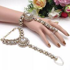 Indian Jewellery Asian Bridal Party Ethnic Wear Bollywood Bracelet Panja