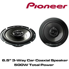 "PIONEER TS-G1730 17cm 6.5"" 16.5cm 500W PAIR CAR SPEAKERS 3WAY Coaxial Co axial"