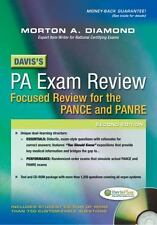 Davis's PA Exam Review : Focused Review for the PANCE and PANRE by Morton...