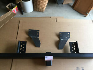 """Daihatsu Hijet S210P  Front Receiver with 2"""" Receiver"""