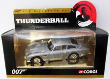 RARE 2003 CORGI JAMES BOND 007 DIRECTORS CUT THUNDERBALL ASTON MARTIN DB5 MIB