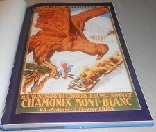 LA GRANDE HISTOIRE DES JEUX OLYMPIQUES D'HIVER..Belle Ed reliée ,illustrée