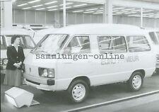 Toyota Lite Ace Transportation Bus Car Photography Press Photo Exhibition