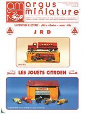 Argus de la Miniature, Spécial JRD et Jouets Citroën