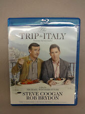 The Trip to Italy (Blu-ray Disc, 2014), Used, Disc=Near Mint, Case=Good
