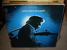 JOHNNY CASH at san quentin ( country ) - uk -