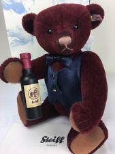 Steiff Sommelier Teddy Bear-Europe Exclusive EAN 674037 L. éd. 1,500, 2014