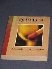 Quimica - Garritz y Chamizo - Addison Wesley