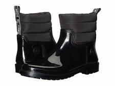 Michael KORS BLAKELY MK LOGO FULLY LINED SHORT RAIN BOOTS US 6 7 9 I LOVE SHOES