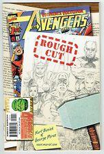 The Avengers Rough Cut #1 - July 1998 Issue - Kurt Busiek, George Perez - Nm
