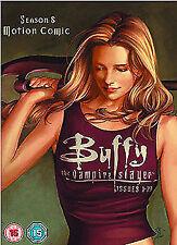 Buffy The Vampire Slayer Season 8 Motion Comic DVD NEW DVD (5117501000)
