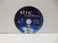 Attic Expeditions DVD Horror Movie NO CASE Seth Green Jeffrey Combs