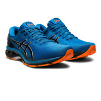 Asics Mens Gel-Kayano 27 Running Shoes Trainers Sneakers Blue Sports Breathable