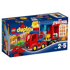 Lego Duplo (10608) Spider-Man Spider-Truck Abenteuer  NEU & OVP
