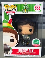 Buddy ELF  # 638 ELF  Pop Vinyl Figure by Funko  Exclusive Limited Edition