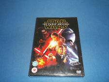 STAR WARS: THE FORCE AWAKENS - NEW {DVD}
