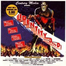 IDENTITY 3...D CD Eyehategod*Nevermore*Stuck Mojo*Rotting Christ*Iced Earth*Chum