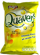 Lays Cheese Flavour Quavers Snacks 6 packs x 27g