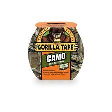 """Gorilla Glue 6010902 Tape, Camo Duct Tape, 1.88"""" x 9 yd, Mossy Oak"""