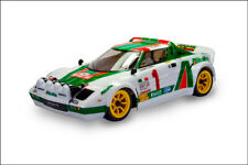 Clear Lexan Body Shell 1:12 Stratos to suit 1:10 RC MINI Tamiya M05 1:12 RC