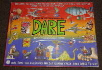 DARE the board game by Crown & Andrews vintage 1980's