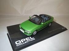 "Opel  Astra F Cabriolet  ""1992-98""  Ixo-Models - Opel Col. 1:43  in Vitrine !"