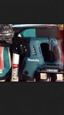 Tassellatore A Batteria 36v Makita Dhr263 + 2 Bl1830  + Valigia  Nuovo Litio Lxt