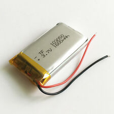 3.7V 1600mAh Li-Polymer cells Battery For mobile phone Camera GPS DVD PCM 103050