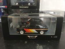 Neo Opel Kadett City Black 1/43 MIB Rare Car Vauxhall Chevette