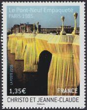 2009 FRANCE N°4369**  Le Pont Neuf à Paris empaqueté par CHRISTO ET JEANNE MNH