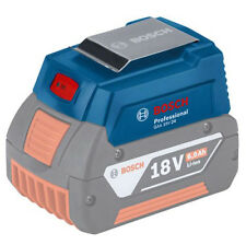 Bosch USB-Adapter GAA 18V-24 Professional + Akku 18 V 4,0 A