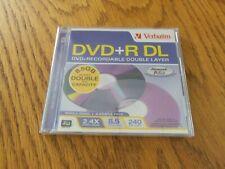 Verbatim DVD+Recordable  Double Layer 8.5 GB No.94912
