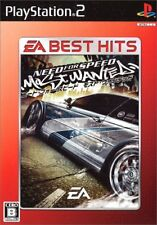 UsedGame PS2 Need for Speed Most Wanted EA Best Hits [Japan Import] FreeShipping