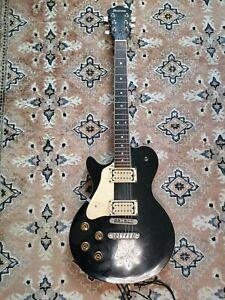 Ancienne Guitare électrique gaucher Ibanez vintage année 70-80