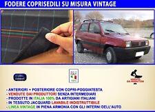 Coprisedili Fiat Panda 750 dal 1986>2003 fodere auto su misura copri sedili
