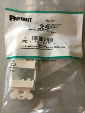 Panduit Mini-Com 4 Position GFCI Frame - CFG4IW