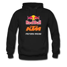 KTM Red Bull Factory Racing Black Hoodie Unisex
