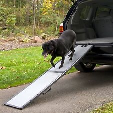 Gen7Pets Feather Lite Ramp For Pets Holds Up To 250 Lbs. Model G7072FL