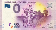 Billet Touristique 0 Euro - BEL - Famous Hills Flanders Oude Kwaremont - 2019-1
